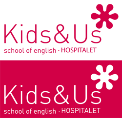 logo de Kid&Us Hospitalet School of English